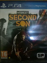 Infamous second son ps4  Gayret, 06170