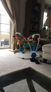 Baby's green and blue jumperoo Gainesville, 20155