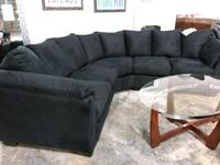 Black Couch Sectional Sofa New  Dallas, 75207