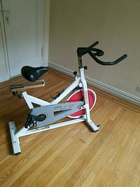 white and black stationary bike Bronx, 10463