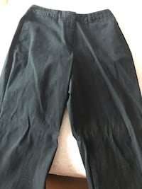 Black pants size 4- Dress Barn  excellent condition  Alexandria, 22301