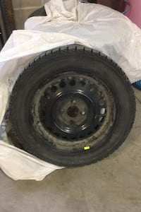Nissan micra winter wheels and tires Bradford West Gwillimbury, L3Z