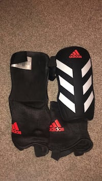 Adidas Skin pads and cleats OBO