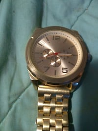Currently have a gold watch for sale  Edmonton, T5B 2V8