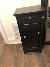 Side table cabinet