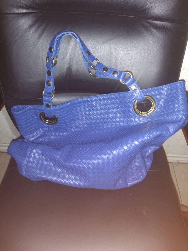 d32630d757 Used Steve Madden blue purse for sale in Killeen - letgo