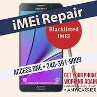 Imei repair - cellphones & tablets College Park