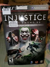 DCs Injustice God's Among Us collectible statue  Portland, 97222
