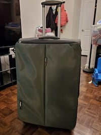 Two wheels luggage