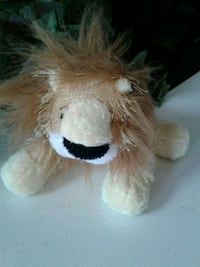 GANZ plush lion Kitchener, N2K 4J7