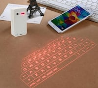 Laser Projection Keyboard (Bluetooth) Calgary