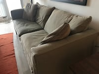 Crate & Barrel sofa bed Lauderdale-By-The-Sea