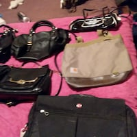 And more purses