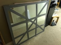Large mirror for vanity bathroom or other Toronto, M3A 1S9
