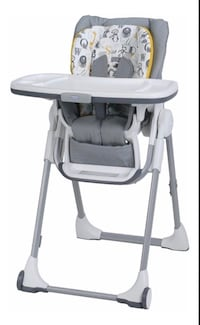 Graco high chair...