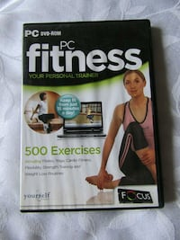 PC FITNESS PC CD ROM London