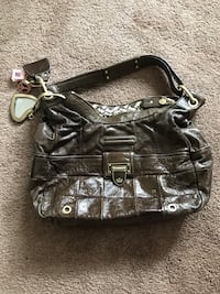 Brown Leather coach bag New Rochelle, 10801