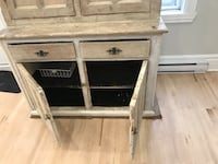Gray wooden cabinet Mont-Royal, H3P 1Z1