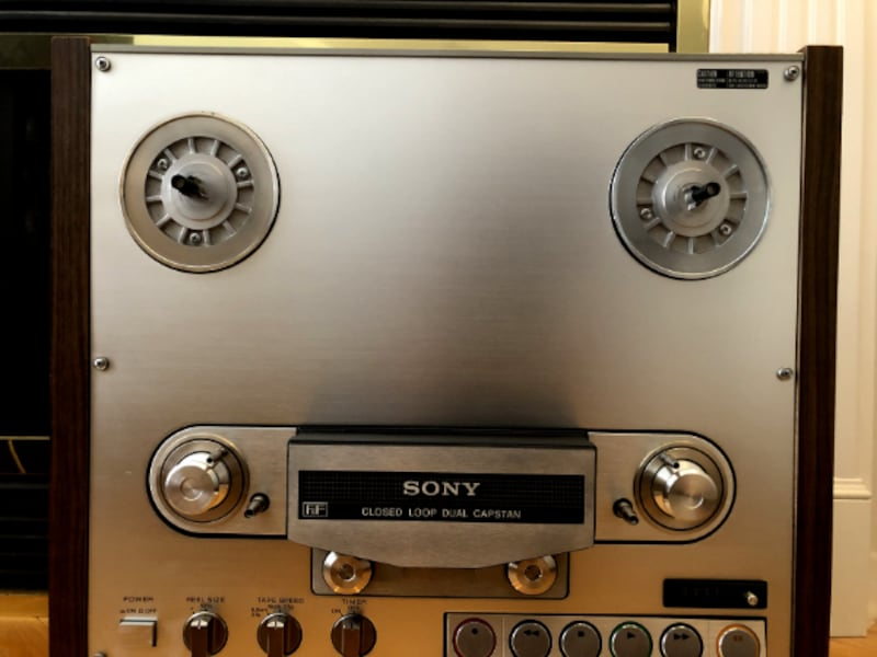Sony TC-765 Reel to Reel Tape Deck in Excellent Condition 4621d465-7a27-4db0-8064-a0ec5b1e0b03