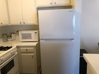Brand new Refrigerator and microwave combo  Los Angeles, 91405