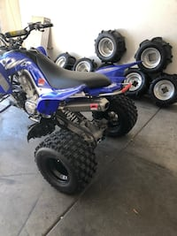 2006 Raptor 700R clean fast with 2sets paddles title in hand Perfect  Las Vegas, 89108