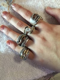 Rings silver Springfield, 22152