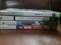 XBOX 360 games for 20$ London, N6K 1G3