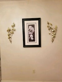 Frame & side decorarions Firm price HOME INTERIOR Pharr, 78577