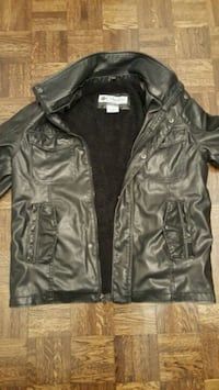 Columbia leather winter coat!  Toronto, M5A 3X2