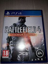 Ps4 battlefield 4 premıum edition Ankara