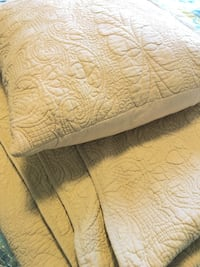 Beautiful quilted blanket & pillow Calgary, T3R 0T9