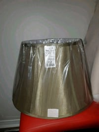 Brand new Pair of green lamp shades Brampton, L7A 0K8