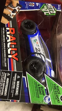 Rally car- New in box