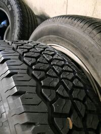 Tires 245-65r17