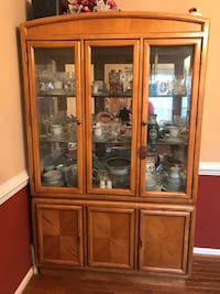 Dining room china cabinet Rockville