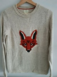 Fox Wool Sweater Vancouver, V5W 3A1