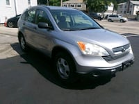 Honda - CR-V - 4X4 - Great on gas!