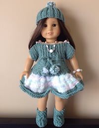 American girl doll outfit and accessories Toronto, M9M 0A5