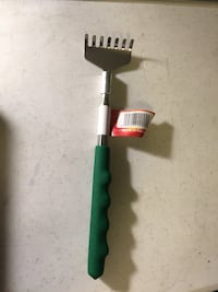green handled kitchen tool