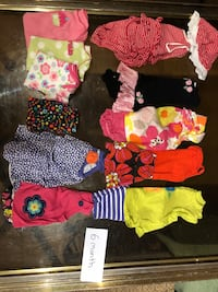 Baby Girl Clothes Size 6 Months Ypsilanti