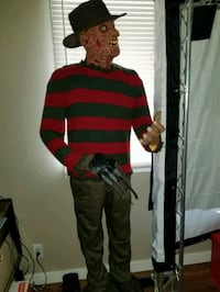 6 foot tall freddy Kruger  Winnipeg, R2W 2J7