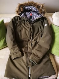 Womens Helly Hansen Jacket