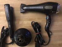 Paul Mitchell Flat iron & Blow Dryer bundle Manchester