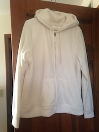 Sonoma Woman's Hooded Jacket Size Large. Smoke Free a Household! Great Condition! Now Reduced to $9.75. Winter is Aporoaching! Keep Warm This Winter! Excellent Condition!