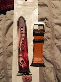 38mm leather Apple Watch Band BRAND NEW Layton, 84041