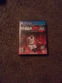 Sony PS4 NBA 2K16 game  New Orleans