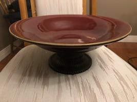 PARTYLITE MOROCCAN SPICE BOWL