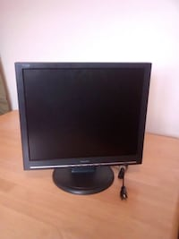 black Samsung flat screen computer monitor Winnipeg, R2M 1K3
