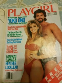 Playgirl magazine with Heather Locklear Indianapolis, 46203