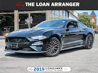2019 Ford Mustang with 2,413km and 100% Approved Financing Toronto